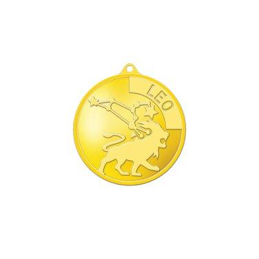 별자리메달-사자자리 3.75g