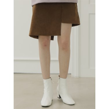 [느와] Re Skirt