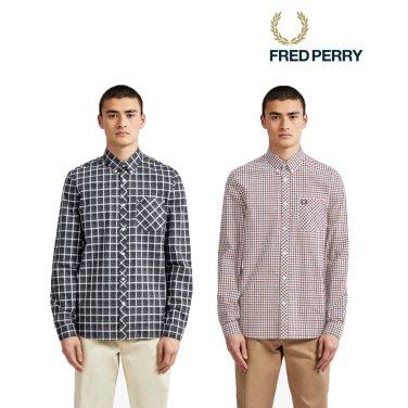 [S/S상품]포 컬러 깅엄 셔츠 2종 AFPM1915550
