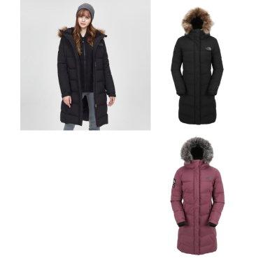 EL1 W S SNOW EXPEDITION DOWN COAT [NN1DJ81] 여성 스노우 익스페디션 다운 코트