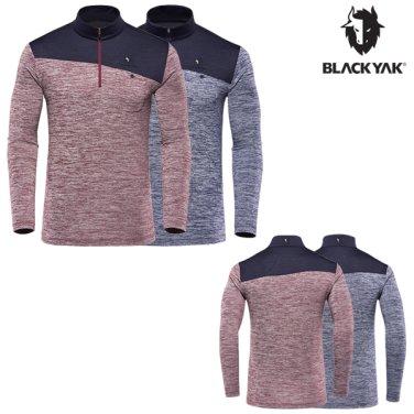 가을/겨울 남성용 등산기능성 가을티셔츠 B코지모F티셔츠-1--ELBON
