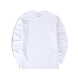 19F/W 오버롱 티셔츠 (화이트)