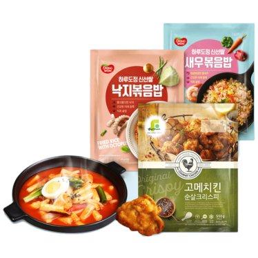 [롯데식품관] 청정원/CJ/동원外 가정간편식부터 쿠킹박스까지!