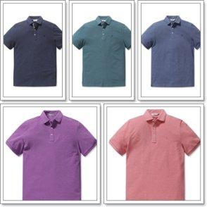 올젠 솔리드 리플 티셔츠 ZOZ2TT1302