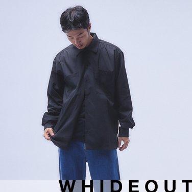 [하이드아웃][UNISEX] 2 OPEN (BLACK)