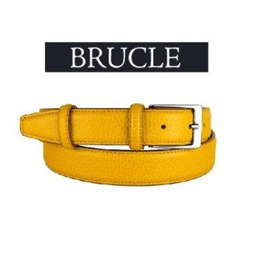 BRUCLE 부르클레-이탈리아 남성가죽컬러벨트(BT-C506C30GL)