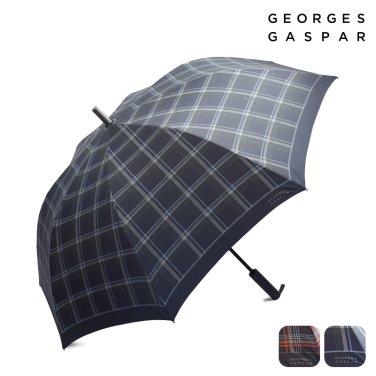 조지가스파 타탄체크 장우산 IUGGU10038