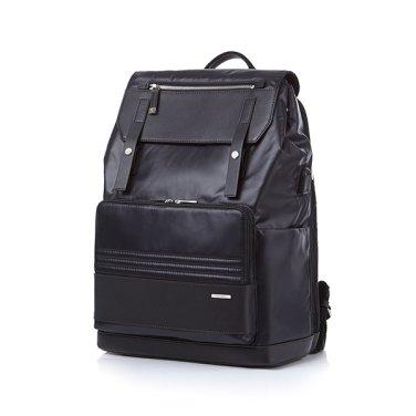 HARBOR FLAP 백팩 BLACK GX909002
