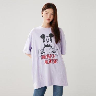 20수 미키마우스 롱티셔츠(AL1GT264)