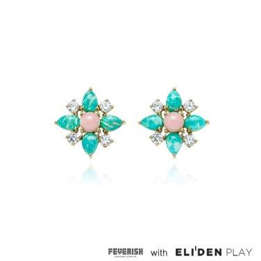 [피버리쉬] DELIGHT EARRINGS (FE-DL1E1)