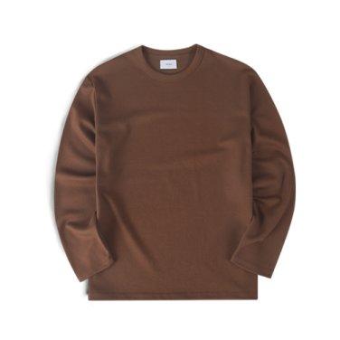 19F/W 오버롱 티셔츠 (브라운)
