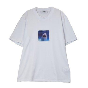 MINI PRINTED T-SHIRT (WHITE)