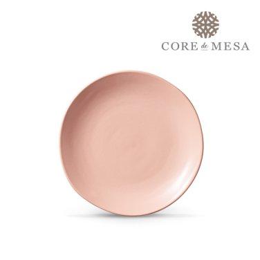 원형접시중 핑크(PU601201P)