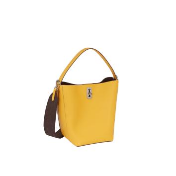 [vunque] Perfec Basket Hobo S (퍼펙 바스켓 호보 스몰) Yellow VQA91HO1071
