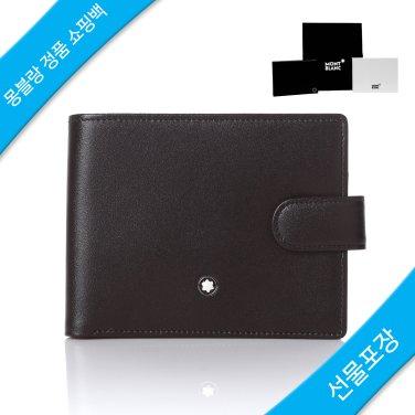 남성 반지갑 102274 / 몽블랑 정품 쇼핑백