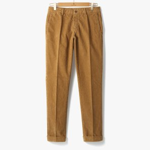[메종] P.(NEWYORK) PANTS CAMEL/MS92M30001A28