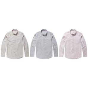 잔체크 셔츠CMF9WS01-D