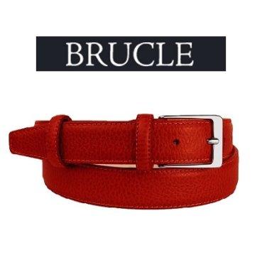 BRUCL 부르클레-이탈리아 남성가죽컬러벨트(BT-C506C30RS)