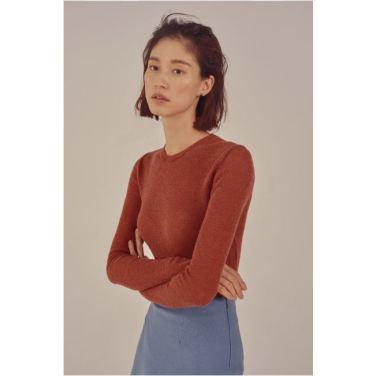 Blanc knit(FA18MFNT001)