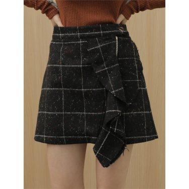 [느와] C Skirt