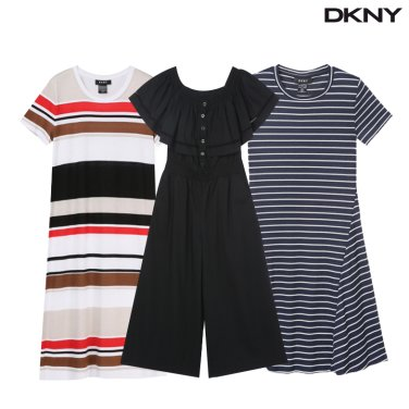 [DKNY] 여름엔 몸에 착! 편한 옷이 BEST! ♥원피스/티셔츠 外