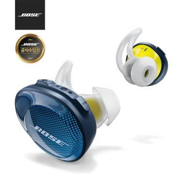 보스 사운드스포츠 프리 완전무선 이어폰 BOSE SoundSport Free wireless headphones