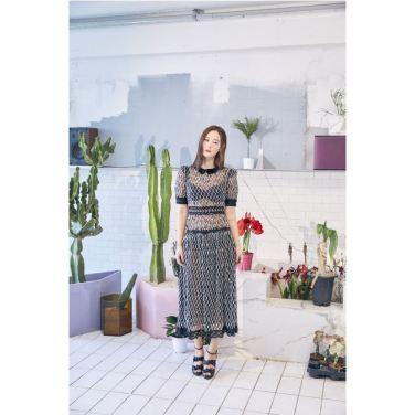 Lattice Lace Dress(FC7DRAA006)