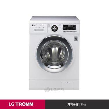 TROMM 6모션 드럼세탁기 F9WK (6모션/화이트)