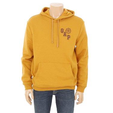 남녀공용 입체 로고 후드 티셔츠 5119327009024