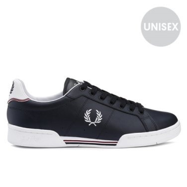 FRED PERRY  B722 Leather(608) SFPU1837222-608