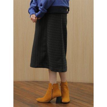 [느와] Six Skirt