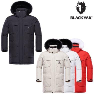 한겨울 남여공용 고어텍스 야상형 구스다운자켓 엣지네오자켓-ELBON