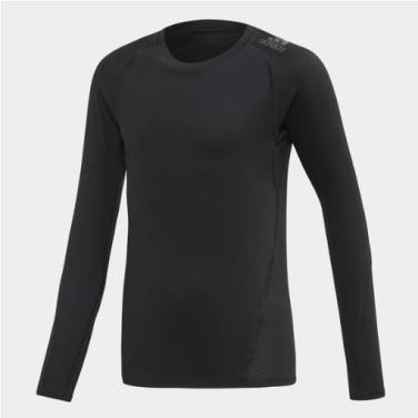 아디다스키즈 YB 알파스킨 티셔츠 FQ6273_ST