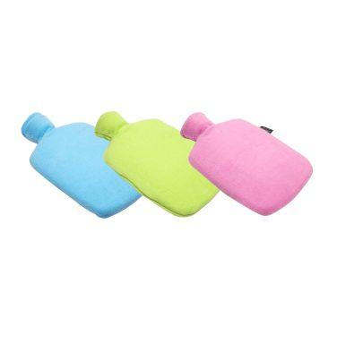 보온물주머니 커버형 오가닉 블루/그린/핑크 1.6L
