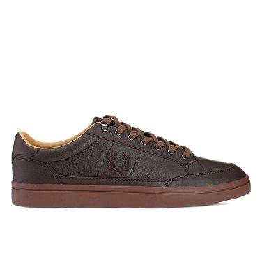 FRED PERRY 남성 듀스 프리미엄 레더 Deuce Premium Leather(325) SFPM343-325