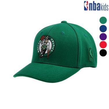 [NBA KIDS]GSW 챙로고 볼캡 모자 K195AP424P