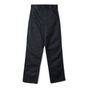 Stan Ray 4 Pocket Fatigue Pants 1108P Black Twill