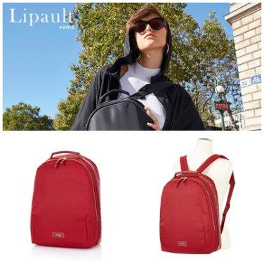 백팩 P7970001 레드 BUSINESS AVENUE 가벼운 여성 쁘띠 가죽 클래식 가방