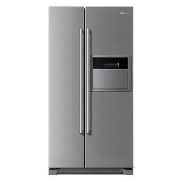 주문폭주로 배송지연_일주일 이상 소요 대우전자 양문형 냉장고 FR-S552QRESB