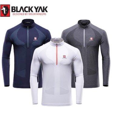 봄/여름 남성용 기능성 긴팔티셔츠 B3XS2티셔츠-1CH
