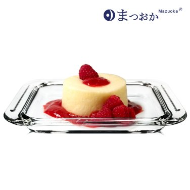 마쯔오카 1인 디저트 유리접시 1p
