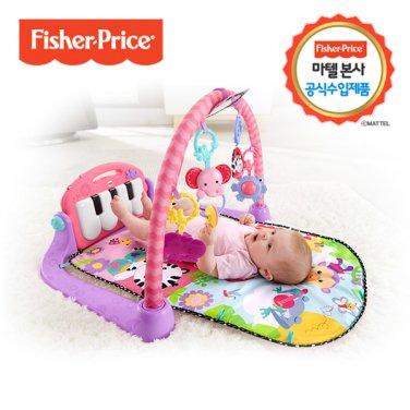 [피셔프라이스] 피아노 아기 체육관(핑크)_BMH48