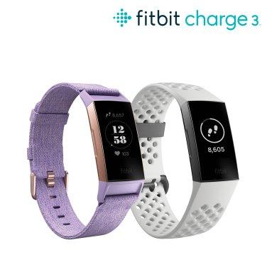 비밀특가 Fitbit Charge3 SE 핏빗 차지3 스페셜에디션 스마트밴드
