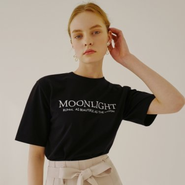 [3/25 예약발송] MOONLIGHT T (BLACK)