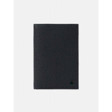 (남) 네이비 벤 여권지갑 (BE91A3T45R)