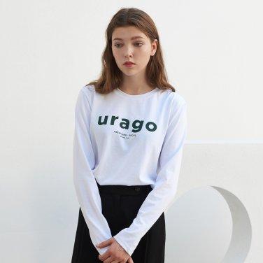 유 로고 티셔츠