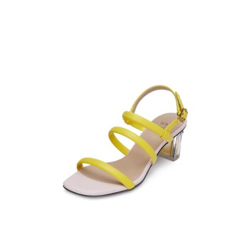 Martini sandal(yellow) DG2AM20004YEW / 옐로우