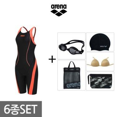 여성 반신 수영복세트 AVSPL68BBF