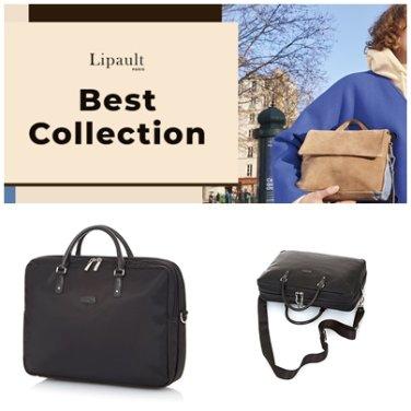노트북 비즈니스 P5101121 블랙 LADY PLUME 남여공용 실용성 높은 크로스백 가방