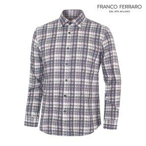 추동용 체크프린트 셔츠 (A0Y8352)
